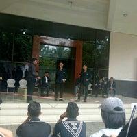 Photo taken at Fakultas Hukum by Nabilla C. on 12/5/2016