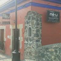 Photo taken at má-li by Gabo R. on 6/3/2016