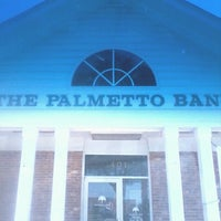 Photo taken at Palmetto Bank by Kim M. on 5/13/2013