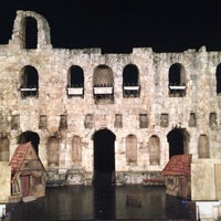 Photo taken at Herod Atticus Odeon by Athi❤❤ on 9/9/2014
