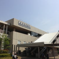 Photo taken at Nishinomiya-kitaguchi Station (HK08) by Daizo S. on 4/14/2013