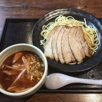 Photo taken at つけ麺道 癒庵 by ノンタン on 9/26/2016