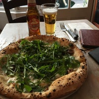 Photo taken at L'Antica Pizzeria by Mert S. on 3/1/2015