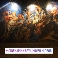 6/10/2018 tarihinde Kalkanziyaretçi tarafından CinemaPink'de çekilen fotoğraf