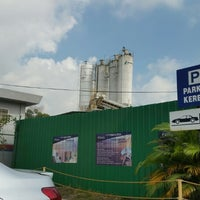 Photo taken at Pasir Gudang Plant by Muhammad Fahmi I. on 8/20/2014