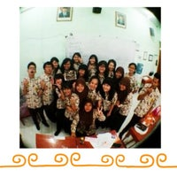Photo taken at SMA Negeri 2 Surabaya by Shalsa K. on 7/30/2014