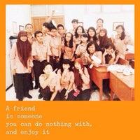 Photo taken at SMA Negeri 2 Surabaya by Shalsa K. on 8/5/2014