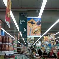 Photo taken at Lulu Hypermarket by Raafid Rere A. on 10/8/2012
