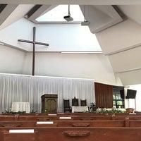Photo taken at The First Church of Chiang Mai โบสถ์คริสตจักรที่ 1 เชียงใหม่ by Liftildapeak W. on 2/25/2017
