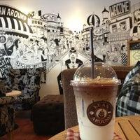 Photo taken at Bean Around Café by Liftildapeak W. on 1/13/2013