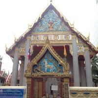 Photo taken at วัดม่วงแค by Liftildapeak W. on 8/16/2014
