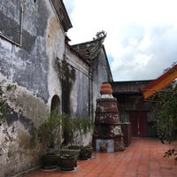 Photo taken at ศาลเจ้าแม่กวนอิมเกียนอันเกง (Kian Un Keng Shrine) 恩很好 by Liftildapeak W. on 8/19/2017