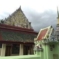 Photo taken at Wat Chotikaram by Liftildapeak W. on 9/3/2015