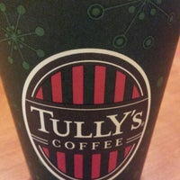 Photo taken at Tully's Coffee by Kimberly G. on 12/31/2012