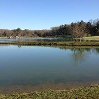 Photo taken at Lamar Park-Lake Patsy by Jillian B. on 4/5/2013