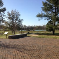 Photo taken at Lamar Park-Lake Patsy by Jillian B. on 4/6/2013