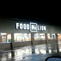 Photo taken at Food Lion Grocery Store by Phillip H. on 12/17/2012
