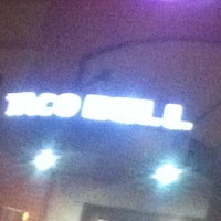Photo taken at Taco Bell by Jenny at D. on 1/17/2013