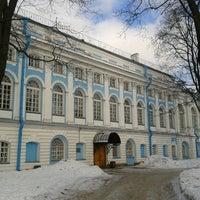 Photo taken at School of International Relations SPBU by Oleg C. on 2/24/2013