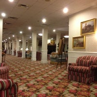 Photo taken at Inn at Pocono Manor by Douglas S. on 10/6/2012
