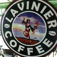 Photo taken at Lavinier Coffee by Igor K. on 1/3/2013
