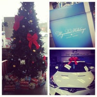 Photo taken at Country Hyundai by Michelle E. on 12/19/2012