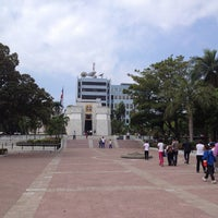 Photo taken at Parque Independencia by Miguel F. on 3/9/2013