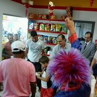 Photo taken at Posto Brasil by Lucas T. on 12/21/2012