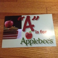 Photo taken at Applebee's Neighborhood Grill & Bar by Ryan B. on 11/2/2012