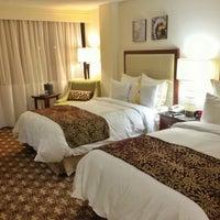 Photo taken at Houston Marriott North by Jon T. on 3/19/2013