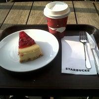 Photo taken at Starbucks by Burak T. on 1/4/2013