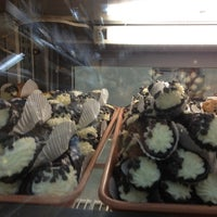 Photo taken at La Delice Pastry Shop by Janice T. on 1/6/2013
