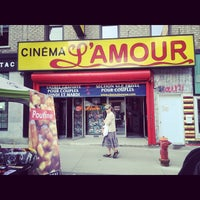 Photo taken at Cinéma L'Amour by Janice T. on 6/6/2015
