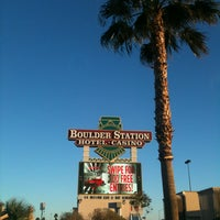 Photo taken at Boulder Station Hotel & Casino by shigeru y. on 2/15/2013