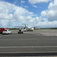 Photo taken at Aéroport Pôle Caraïbes (PTP) by Sergey O. on 5/24/2013