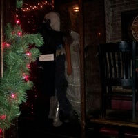 Photo taken at Slaughtered Lamb Pub by Olga A. on 1/1/2013