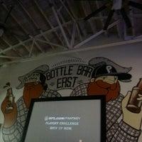 Photo taken at Bottle Bar East by Jean R. on 12/24/2012