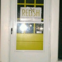 Photo taken at Relish by Phillip W. on 4/25/2013