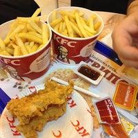 Photo taken at KFC by 😻Юлия Л. on 2/10/2013