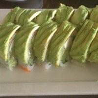 Photo taken at Sake Thai and Sushi by Dyanna P. on 1/12/2013