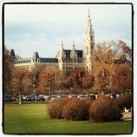 Photo taken at Vienna by Оксана on 1/4/2013