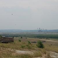 Photo taken at Coal Mine - Tagebau Welzow Süd by Ladislav F. on 2/21/2013