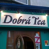 Photo taken at Dobra Tea by Mauricio N. on 6/16/2013