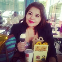 Photo taken at McDonalds by Karina G. on 7/5/2013
