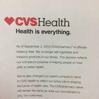 Photo taken at CVS Pharmacy by Jes N. on 9/4/2014