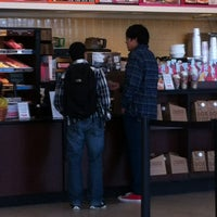 Photo taken at Dunkin Donuts at Bergen Community College by Jes N. on 3/29/2013