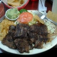 Photo taken at Los Burritos Tapatios by David A. on 11/7/2012