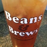 Photo taken at Beans & Brews by Jason H. on 8/6/2013