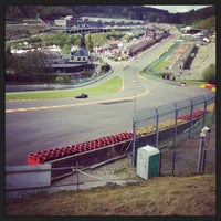 Photo prise au Circuit de Spa-Francorchamps par Daphne R. le5/18/2013