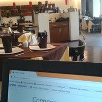 Photo taken at Universum Restaurante Gourmet by Connega G. on 5/20/2014